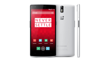 Levný hightech telefon OnePlus One