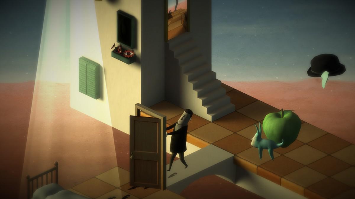 Back to Bed - Originální logická hra na Android