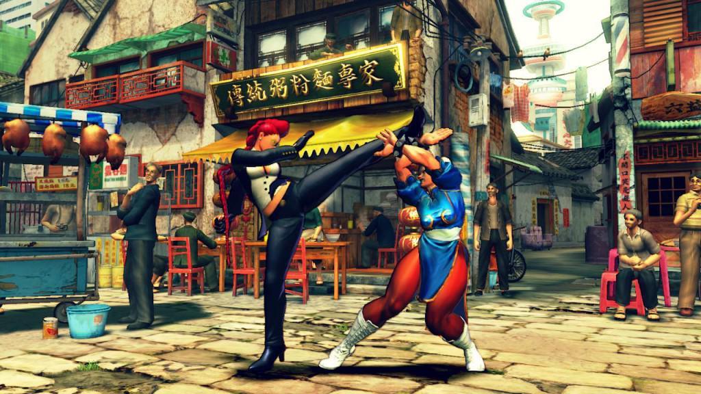 Hra Street Fighter IV Arena míří na Android
