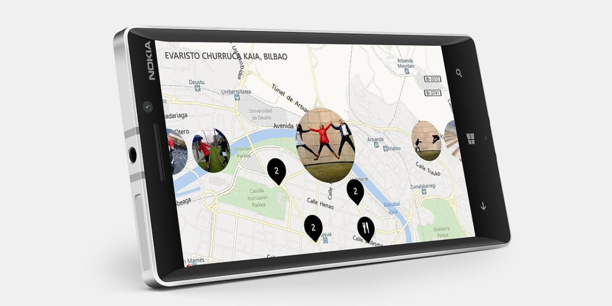 Nokia Lumia 930 SensorCore