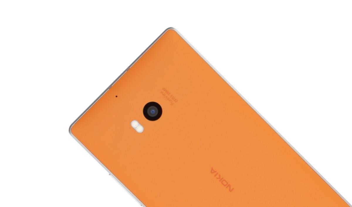 Nokia Lumia 930 fotoaparát