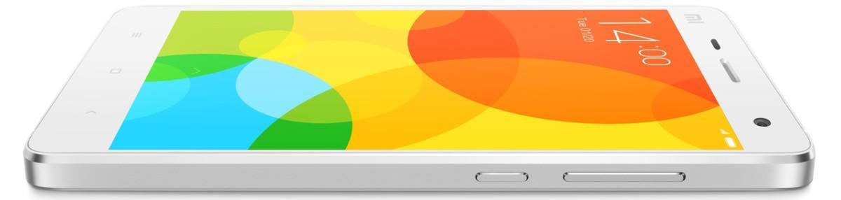 Xiaomi Mi 4 z boku