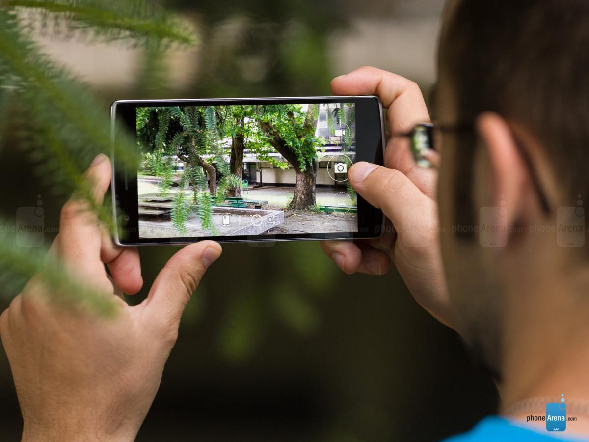Focení a filmování s OnePlus One