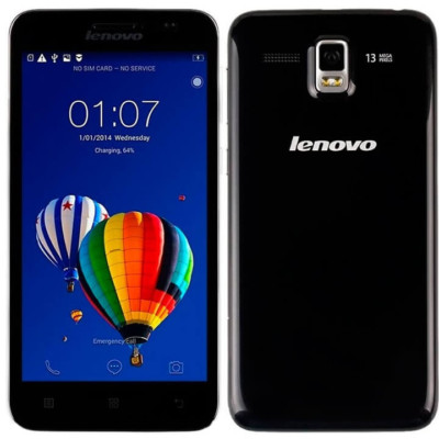 Lenovo Golden Warrior A806