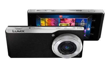 Telefon a fotoaparát v jednom - Panasonic Lumix DMC-CM1