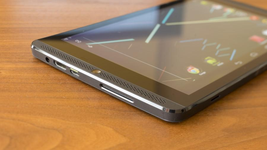 Nvidia Shield tablet svým výkonem nezklame