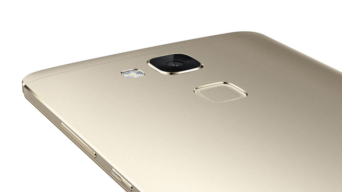 Huawei Ascend Mate7 detail