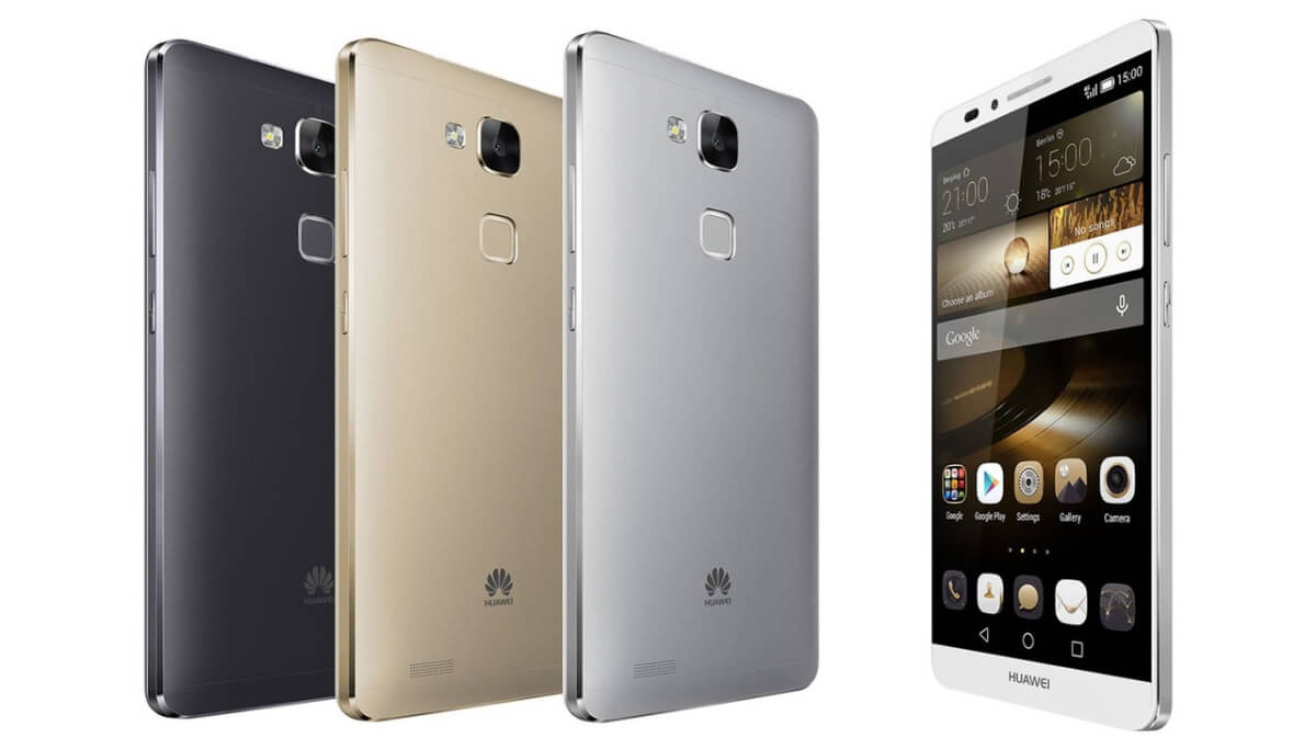 Huawei Ascend Mate7 varianty