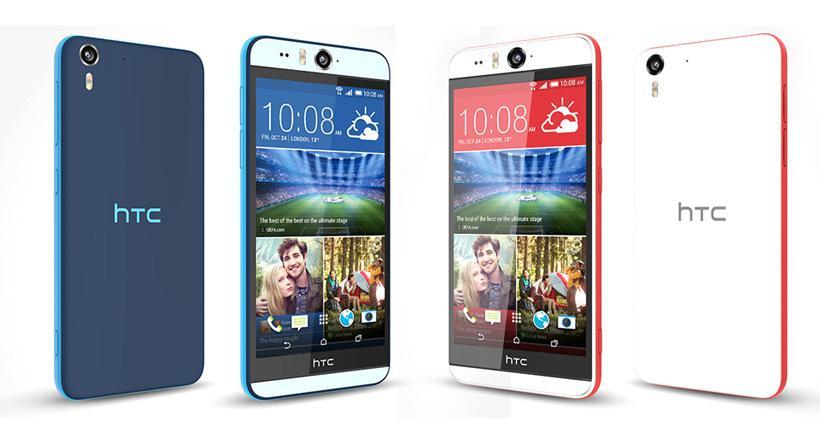 Mobilní telefon HTC Desire Eye s Androidem