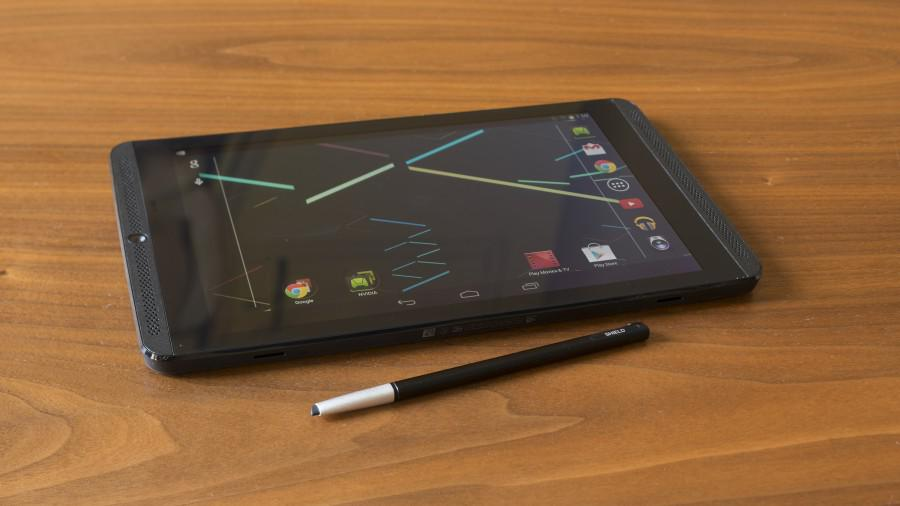 Nvidia Shield tablet se stylusem 2.0