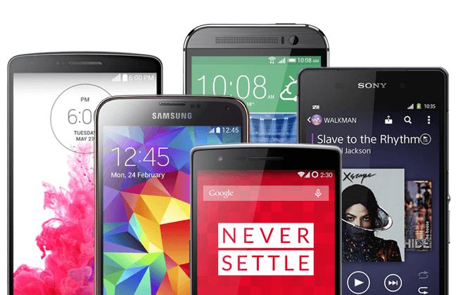 TOP 10 nejlepších a nejvýkonnějších mobilních telefonů s androidem