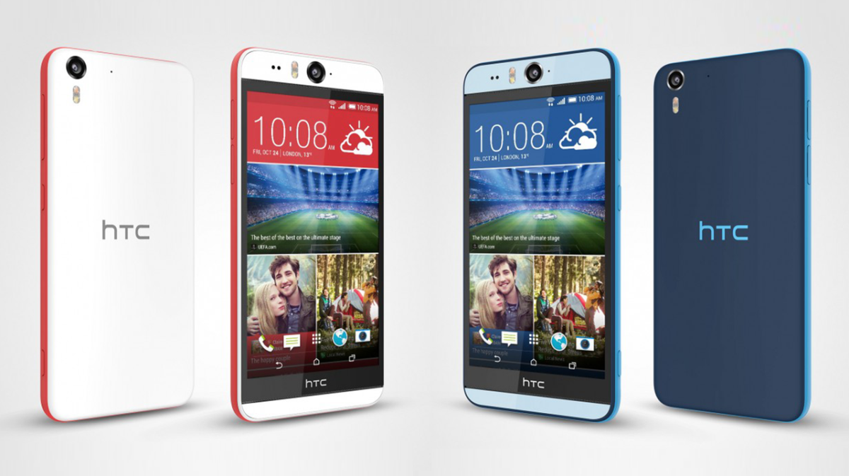HTC Desire Eye varianty