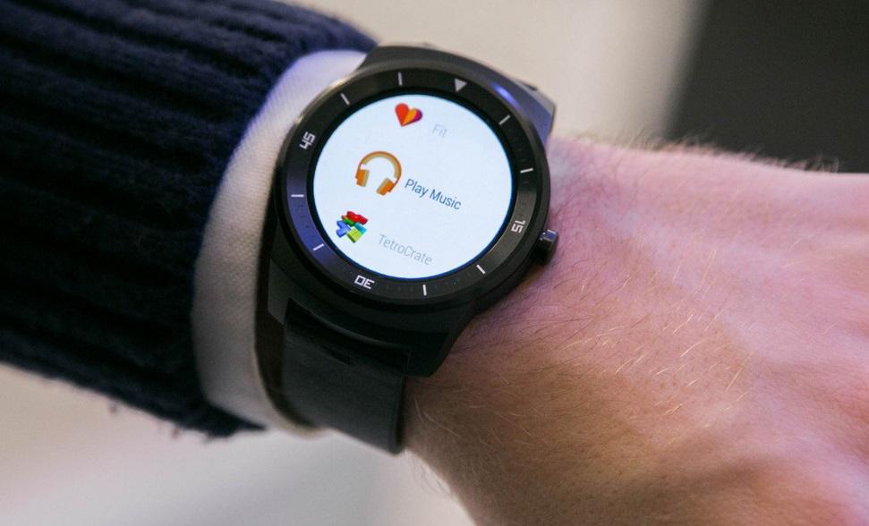 Watch R aplikace