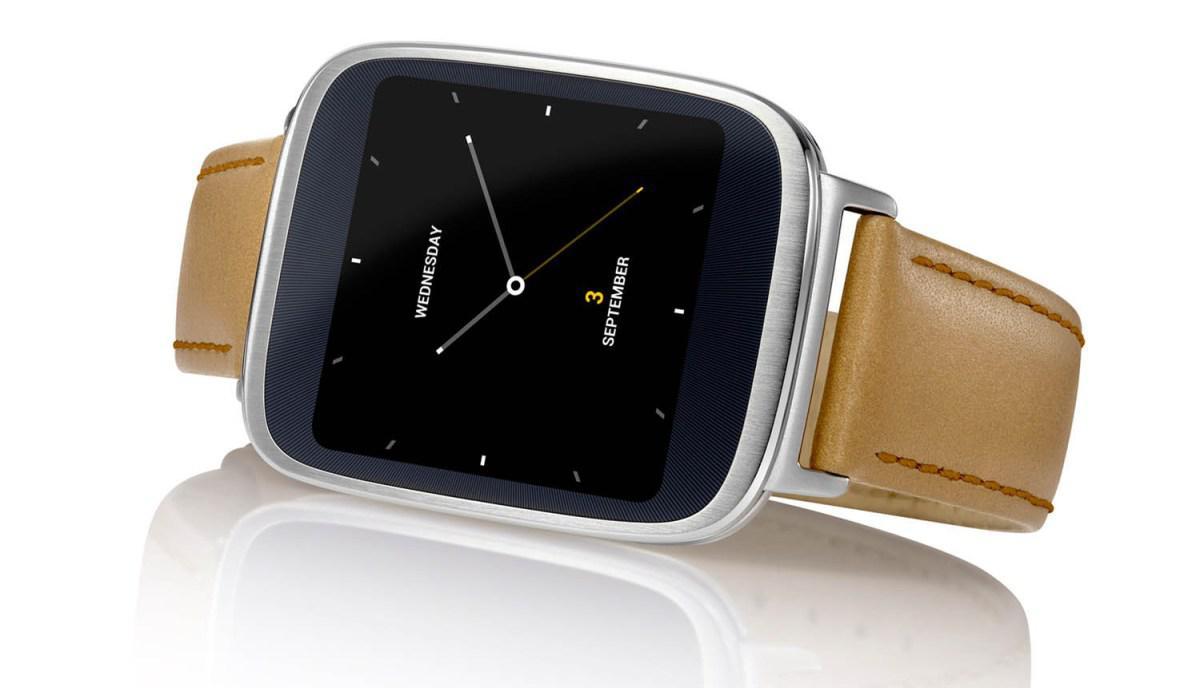 Chytré hodinky Asus Zenwatch jsou designovým klenotem