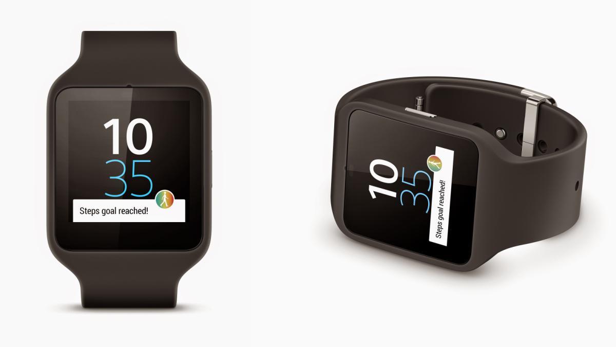 Chytré hodinky Sony SmartWatch 3 jsou především pro sportovce