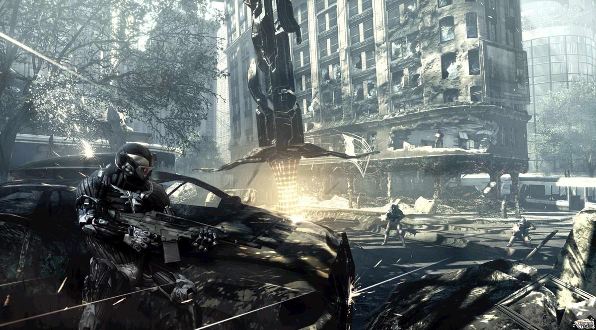 CryEngine herní 3D grafika