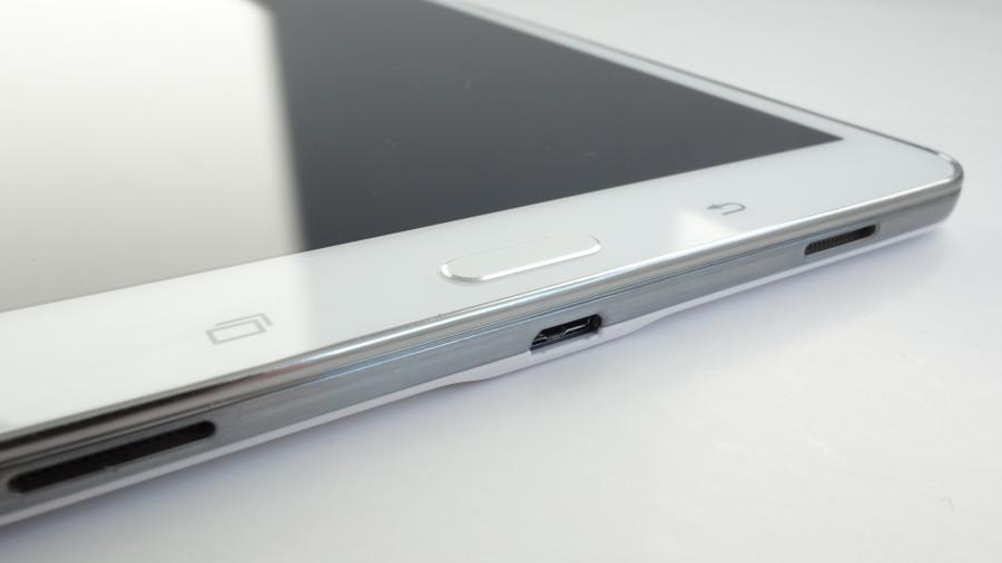 Galaxy S8.4 senzorová tlačítka