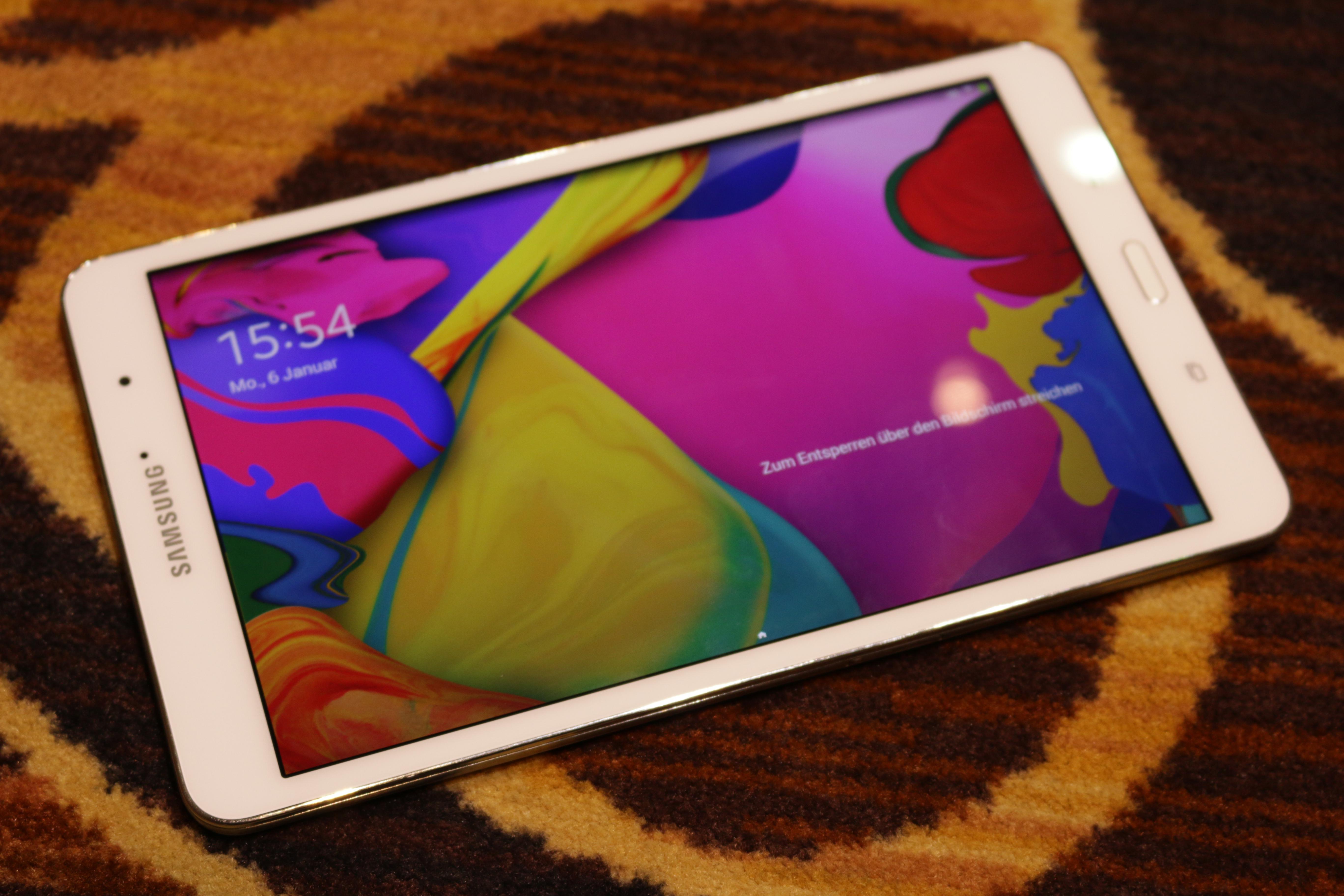 Galaxy S8.4 systém
