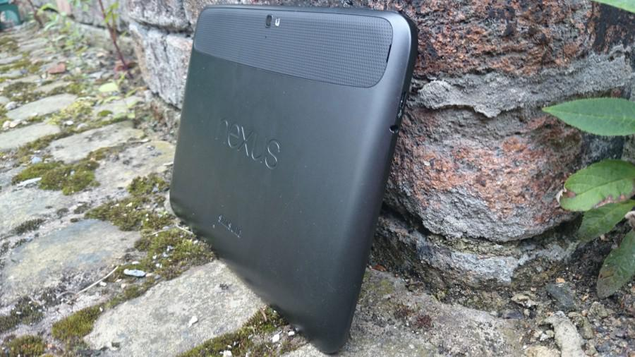 Nexus 10 zezadu
