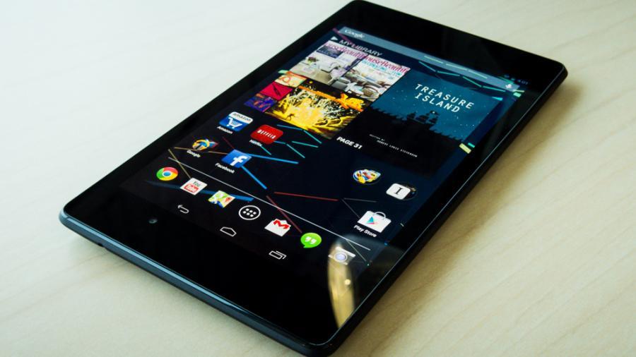 Nexus 2 zboku