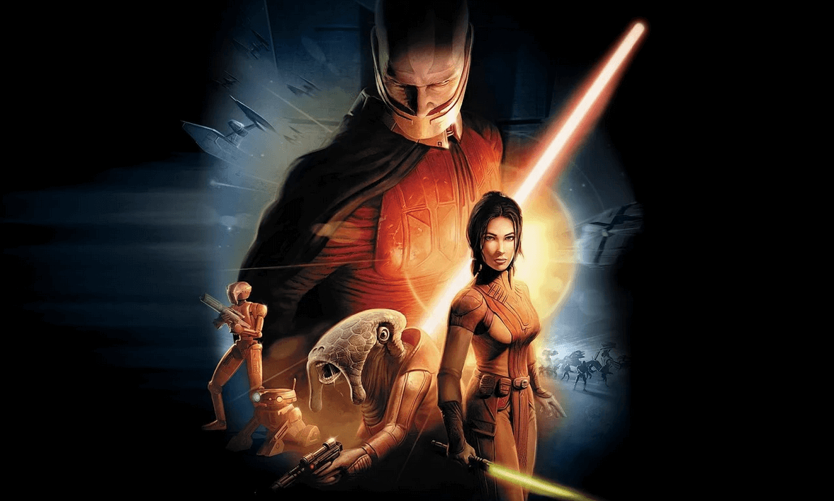 Star Wars Knights of The Old Republic na Android