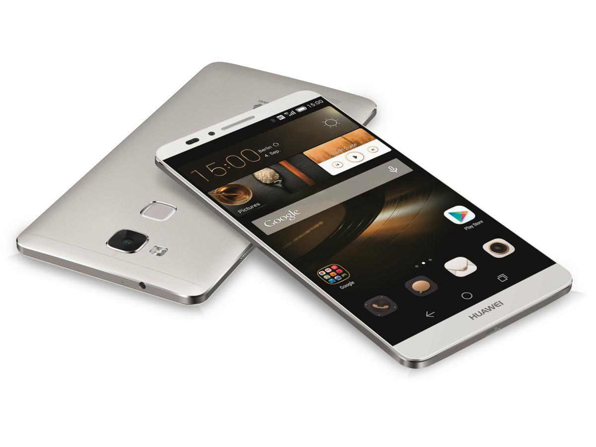 4. Huawei Ascend Mate 7