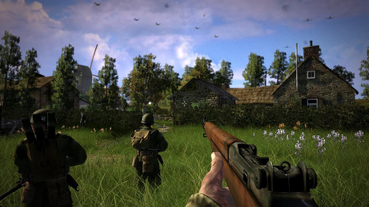 Brothers in Arms 3 - jedna z nejlepších akčních válečných her