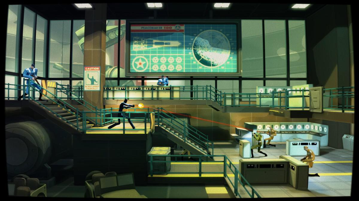 Counter Spy - špionská arkádovka na telefony a tablety s androidem