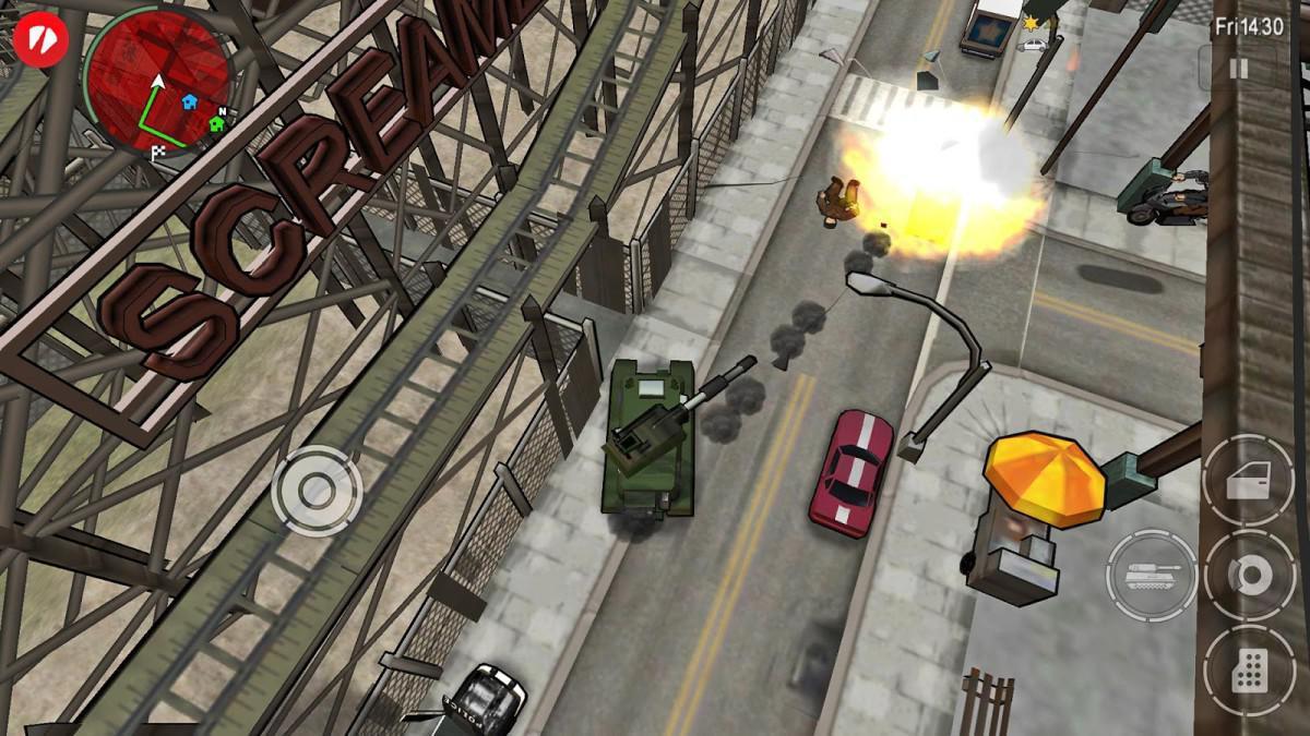 GTA Chinatown Wars - akční gangsterská klasika se vrací na android