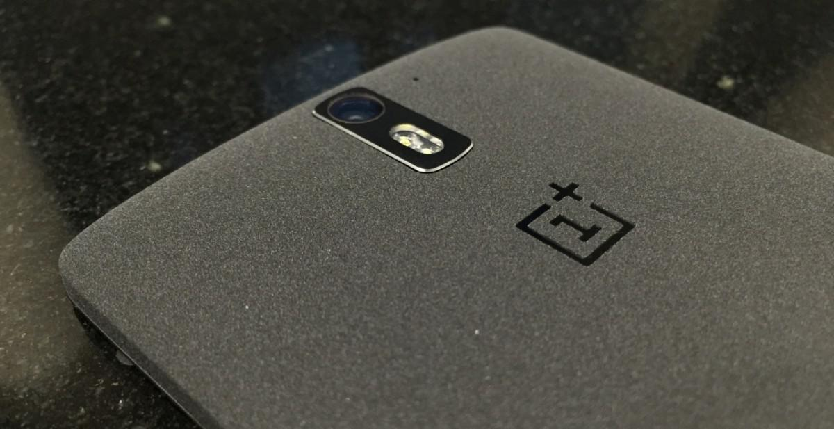OnePlus One detail