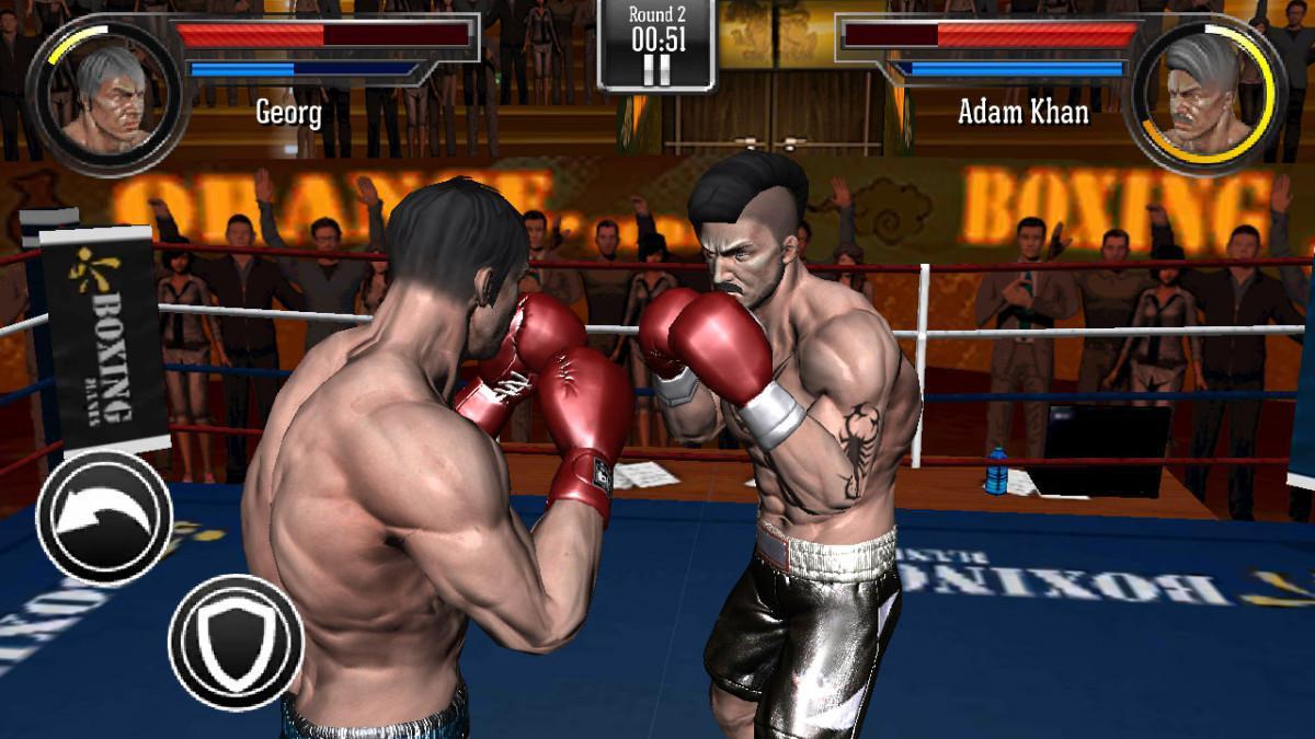 Punch Boxing 3D - nový král virtuálního boxu