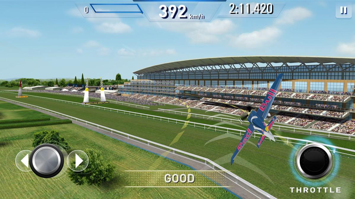 Red Bull Air Race - zběsile rychlé letecké závodění