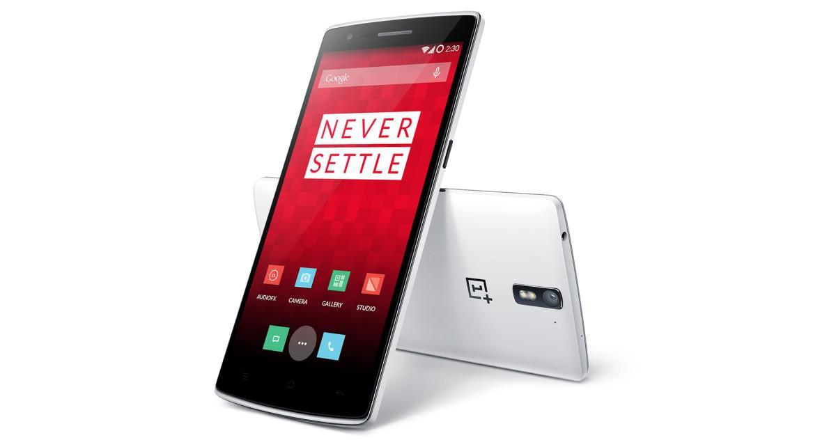 Smartphone OnePlus One