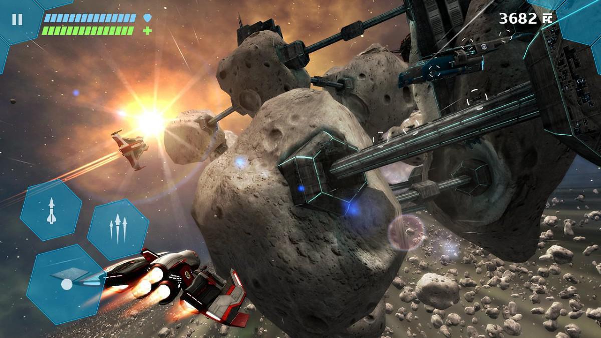 Star Horizon - kosmické dobrodružství s cinematickými cutscénami