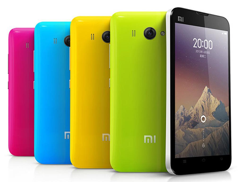 Nejlepší čínské telefony 2015
