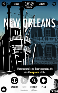 4 - 80 Days - New Orleans