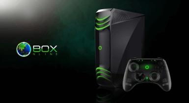 Obox - herní konzole s Androidem