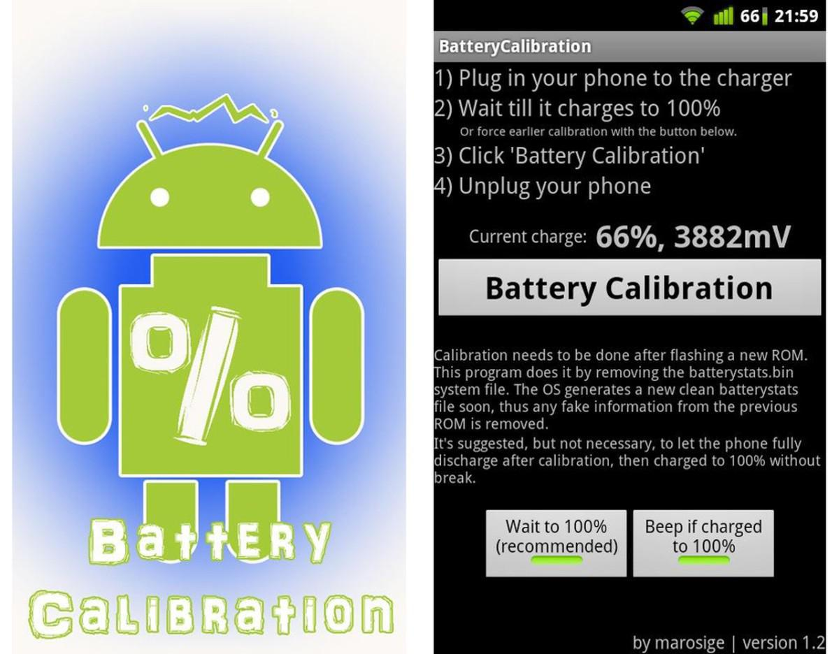 BatteryCalibration