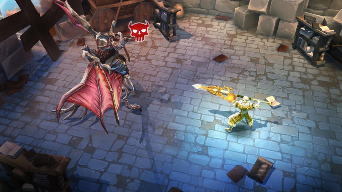 Dungeon Hunrer 5 je nová RPG hra na Android