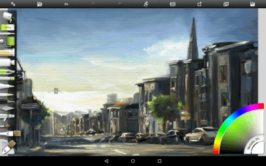 ArtRage pro Android