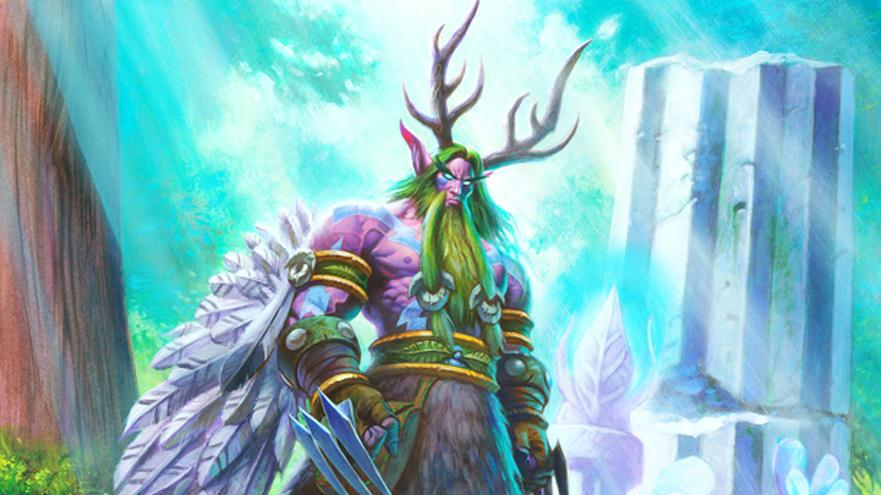 HearthStone: Druid