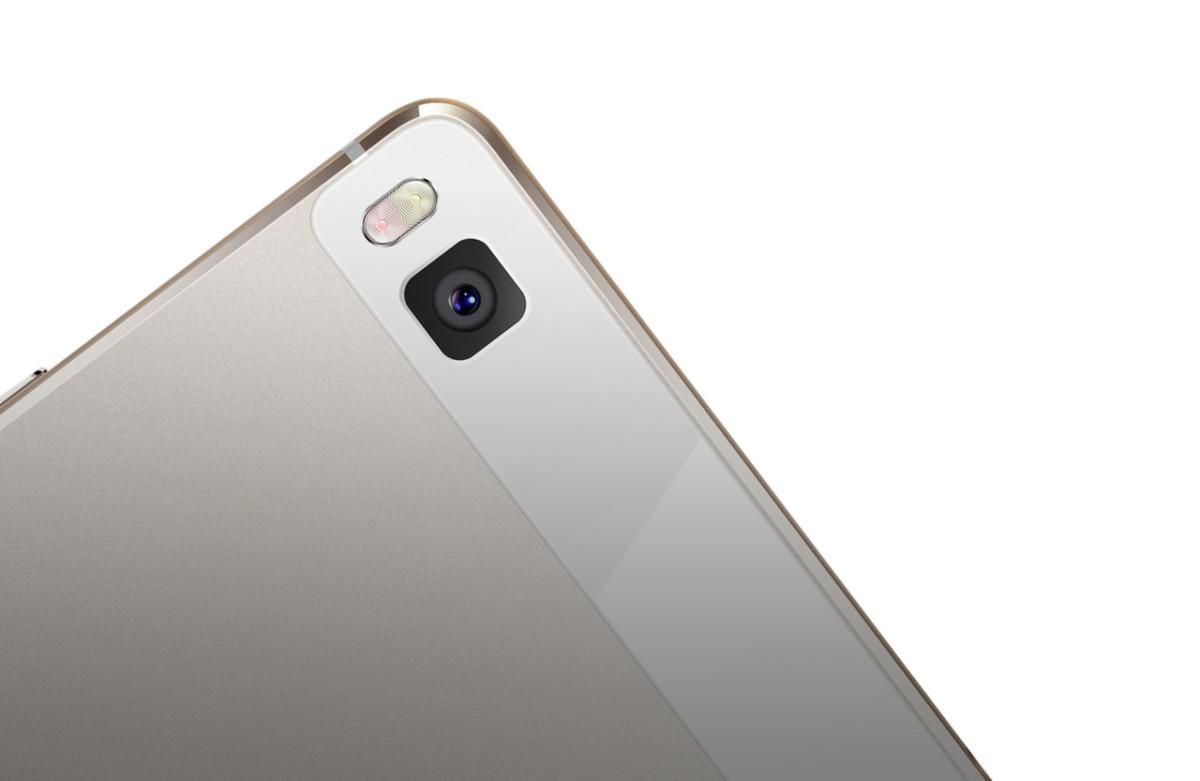 Huawei P8 detail