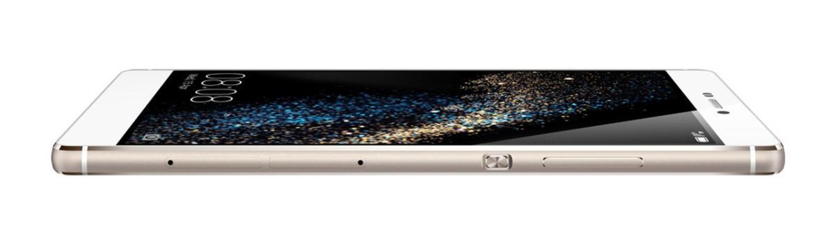 Huawei P8 z boku
