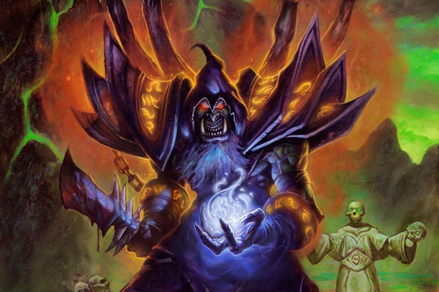 HearthStone: Warlock