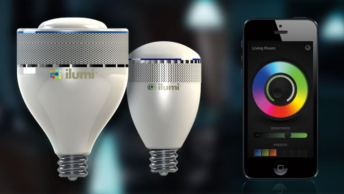 žárovka iLumi