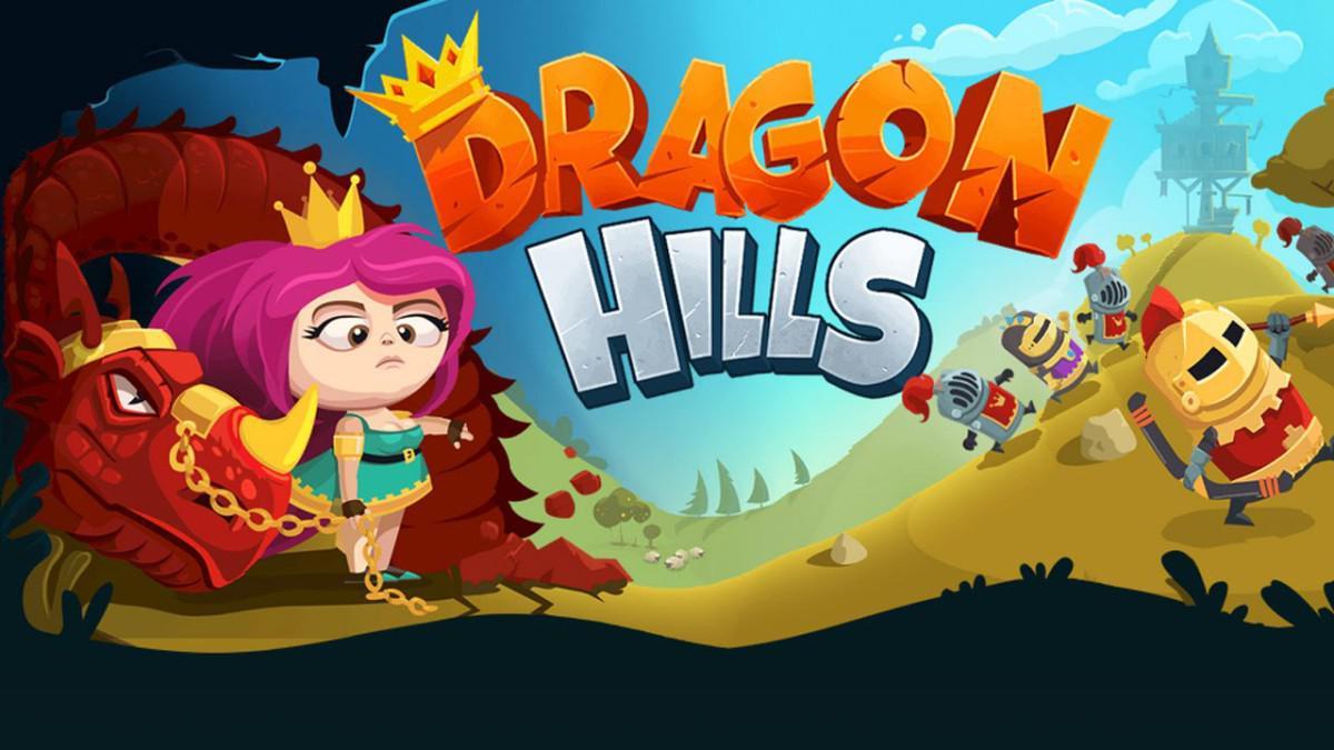 Dragon Hills je arkádová hra na android ve které budete drakem nahánět rytíře