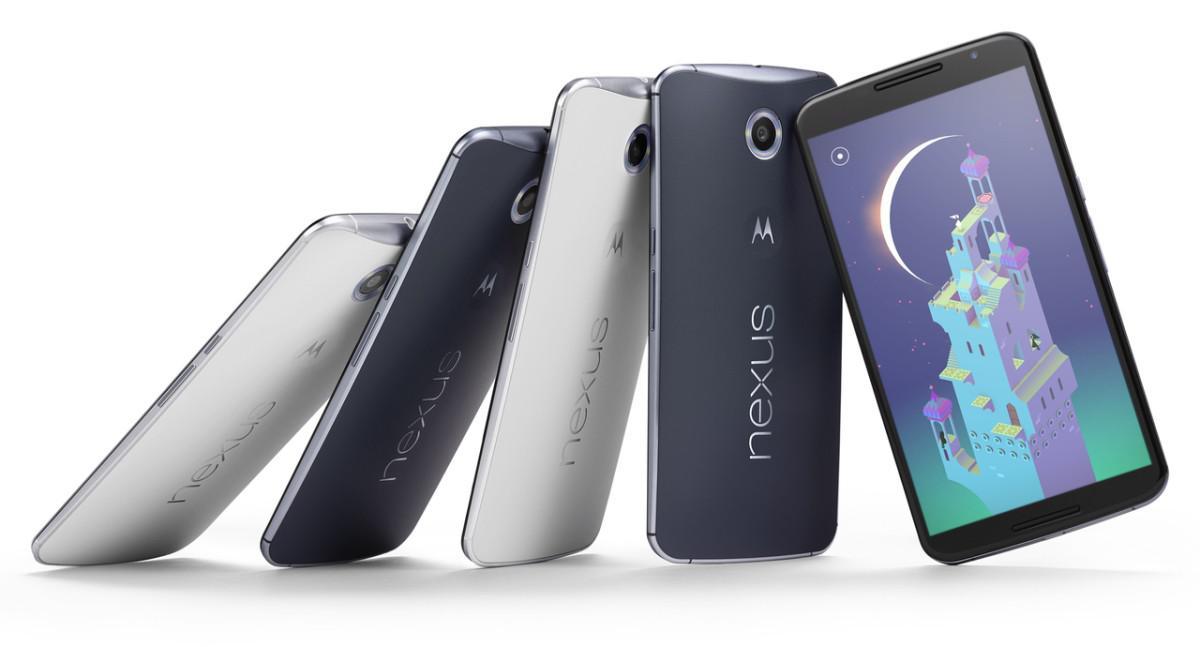 Smartphone Google Nexus 6