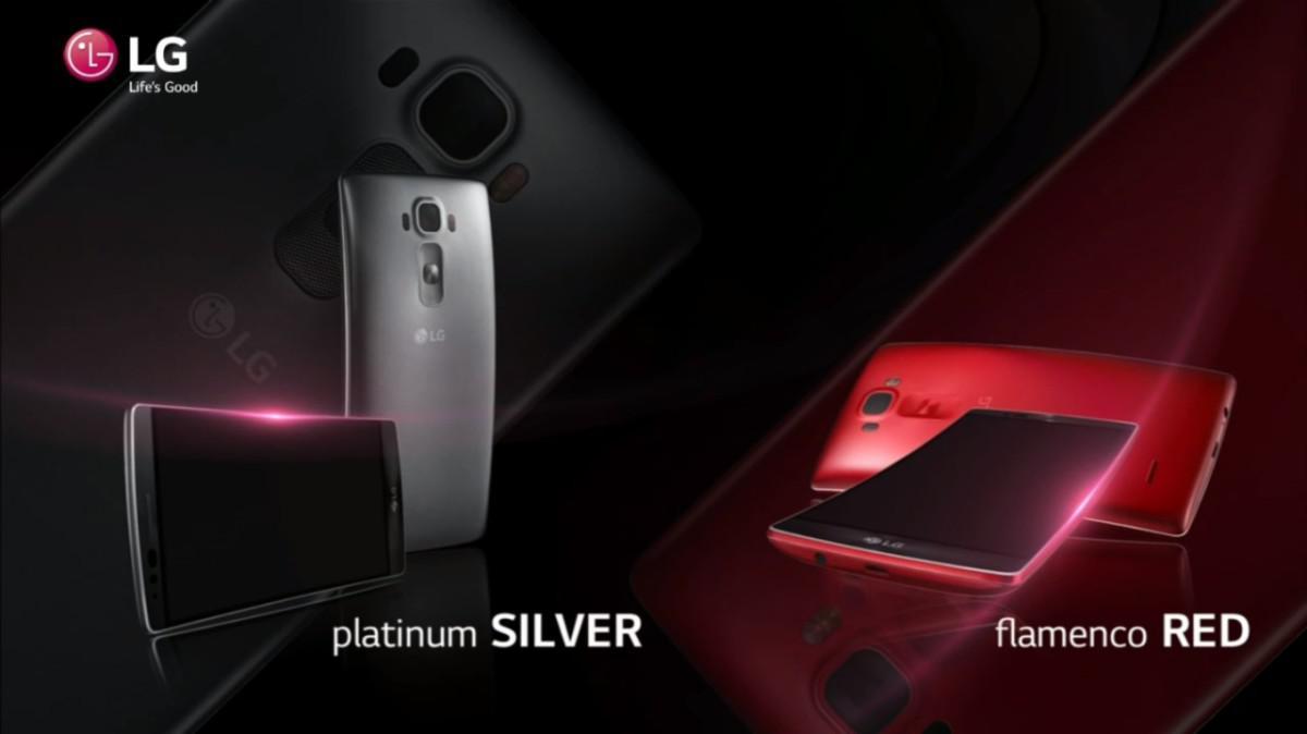 LG G Flex 2 varianty