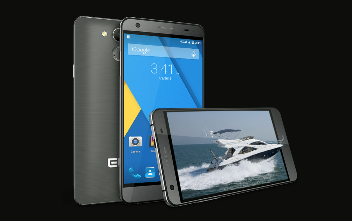 Smartphone Elephone P7000