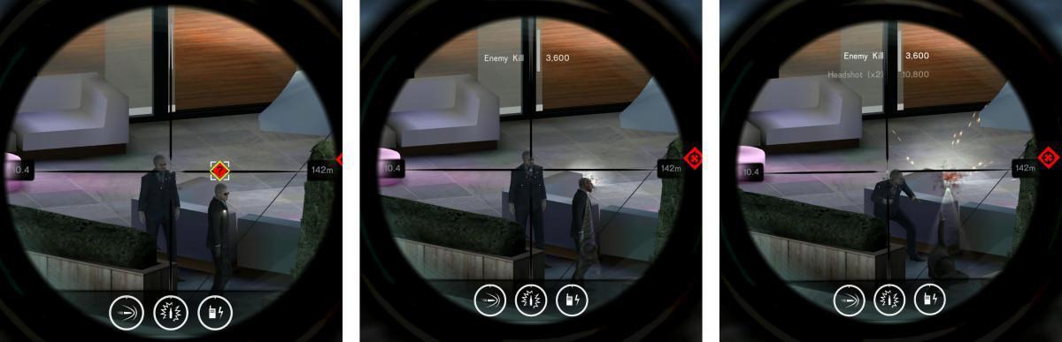 Hitman Sniper - Násilně přerušený rozhovor